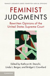 Commentary on United States v. Morrison, in Feminist Judgments: Rewritten Opinions of the United States Supreme Court by Shaakirrah R. Sanders