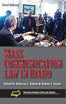 Defamation and Libel, in Mass Communication Law in Idaho, 3rd. Ed. by Shaakirrah R. Sanders