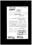 Dawson v. Cheyovich Family Trust Clerk's Record v. 1 Dckt. 34712