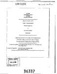 Hoskins v. State Clerk's Record Dckt. 36337