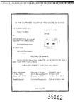 KGF Development LLC v. City of Ketchum Clerk's Record v. 1 Dckt. 36162