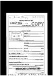 State v. Hartshorn Clerk's Record v. 3 Dckt. 33914