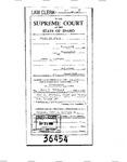 State v. Lombard Clerk's Record Dckt. 36454