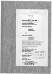 State v. Carson Clerk's Record v. 3 Dckt. 33229