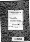 State v. Ellington Clerk's Record v. 2 Dckt. 33843