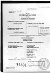 Harris, Inc. v. Foxhollow Const. & Trucking Clerk's Record v. 1 Dckt. 36601