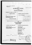 Harris, Inc. v. Foxhollow Const. & Trucking Clerk's Record v. 5 Dckt. 36601