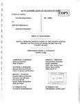 State v. Marsalis Respondent's Brief Dckt. 36806