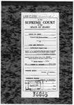 State v. Mendoza Clerk's Record Dckt. 36865
