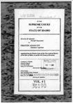 State v. Joy Clerk's Record v. 1 Dckt. 38190
