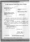 Silicon Intern. Ore, LLC v. Monsanto Co. Augmentation Record Dckt. 39409