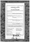 American Bank v. Wadsworth Golf Construction Co Clerk's Record v. 13 Dckt. 39415