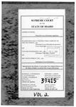 American Bank v. Wadsworth Golf Construction Co Clerk's Record v. 2 Dckt. 39415