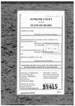 American Bank v. Wadsworth Golf Construction Co Clerk's Record v. 23 Dckt. 39415