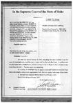 Sky Canyon Properties, LLC v. The Golf Club at Black Rock, LLC Augmentation Record Dckt. 39831