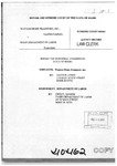 Western Home Transport v. Dept. of Labor Agency's Record Dckt. 40462