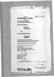 State v. Buck Clerk's Record v. 1 Dckt. 40634
