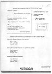 Vawter v. United Parcel Service Agency's Record v. 1 Dckt. 40660