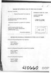 Vawter v. United Parcel Service Agency's Record v. 2 Dckt. 40660