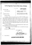State v. Stewart Order Granting Motion Dckt. 36116