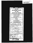 Beus v. Beus Clerk's Record v. 1 Dckt. 37384