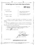 State v. Hurst Augmentation Record Dckt. 37431