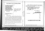 Ciszek v. Kootenai County Bd. Of Com'rs Augmentation Record Dckt. 37562