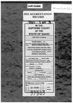 Sadid v. Idaho State University Clerk's Record v. 1 Dckt. 37563