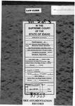 Sadid v. Idaho State University Clerk's Record v. 2 Dckt. 37563