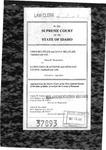 Belstler v. Sheler Clerk's Record Dckt. 37893