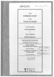 State v. Kessler Clerk's Record Dckt. 37921