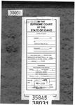 State v. Miller Clerk's Record Dckt. 38031