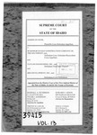 American Bank v. Wadsworth Golf Construction Co Clerk's Record v. 14 Dckt. 39415