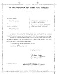 State v. Jackson Clerk's Record Dckt. 36968