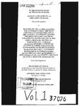 Jacklin Land Co. v. Blue Dog RV, Inc. Clerk's Record v. 1 Dckt. 37076