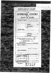 State v. Reid Clerk's Record v. 1 Dckt. 37107