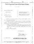 Soignier v. Fletcher Augmentation Record Dckt. 37123