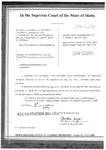 Caldwell v. Cometto Augmentation Record Dckt. 37157