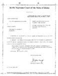 Schroeder v. Partin Augmentation Record Dckt. 37228