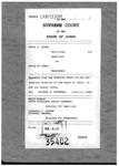State v. Toyne Clerk's Record Dckt. 35402