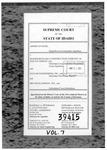 American Bank v. Wadsworth Golf Construction Co Clerk's Record v. 7 Dckt. 39415