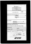Hehr v. City of McCall Clerk's Record v. 4 Dckt. 39535