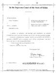 State v. Jackson Augmentation Record Dckt. 36968