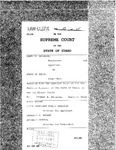 State v. Severson Clerk's Record v. 10 Dckt. 32128