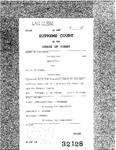 State v. Severson Clerk's Record v. 8 Dckt. 32128