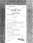 State v. Severson Clerk's Record v. 9 Dckt. 32128