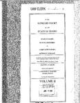 State v. Parmer Clerk's Record v. 2 Dckt. 33721