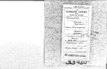 State v. Hedgecock Clerk's Record v. 1 Dckt. 33950