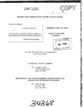 Gibson v. Ada County Sheriff's Office Clerk's Record v. 1 Dckt. 34368