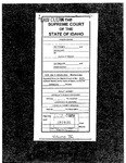 State v. Stone Clerk's Record v. 2 Dckt. 34571